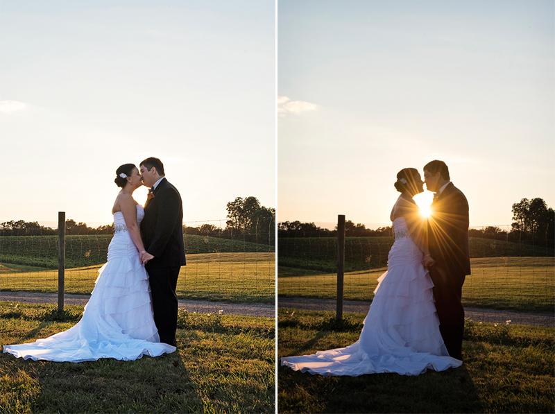 Linganore Winecellars Wedding Photography 007T