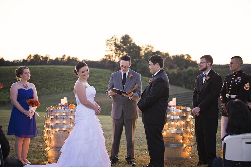 Linganore Winecellars Wedding Photography 039