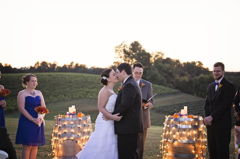 Linganore Winecellars Wedding Photography 041