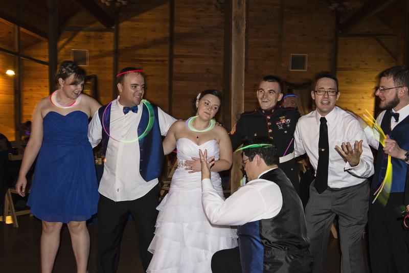 Linganore Winecellars Wedding Photography 088