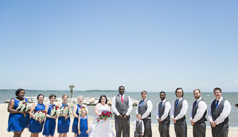 Meghan Amp Morgan Mayo Beach Park A Superhero Wedding