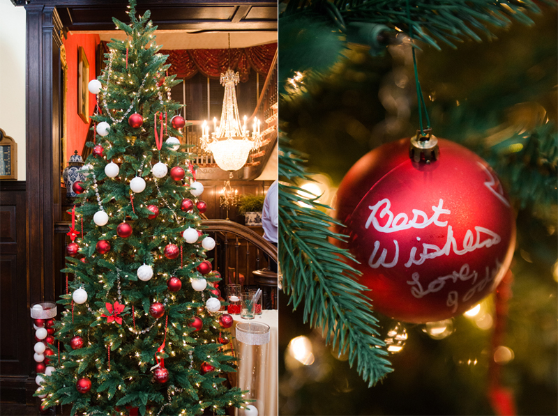 Christmas in July - The Mansion at Valley Country Club by Britney Clause Photography