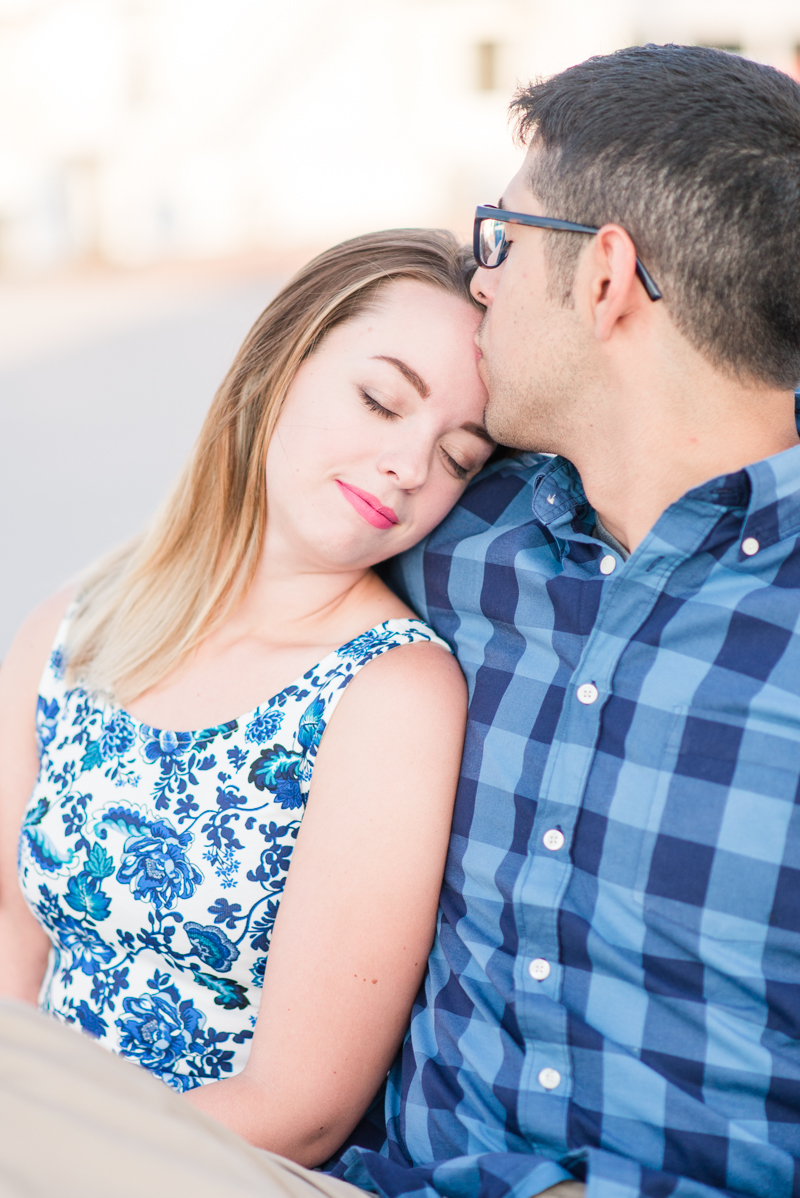 old town alexandria engagement photography virginia maryland gardens