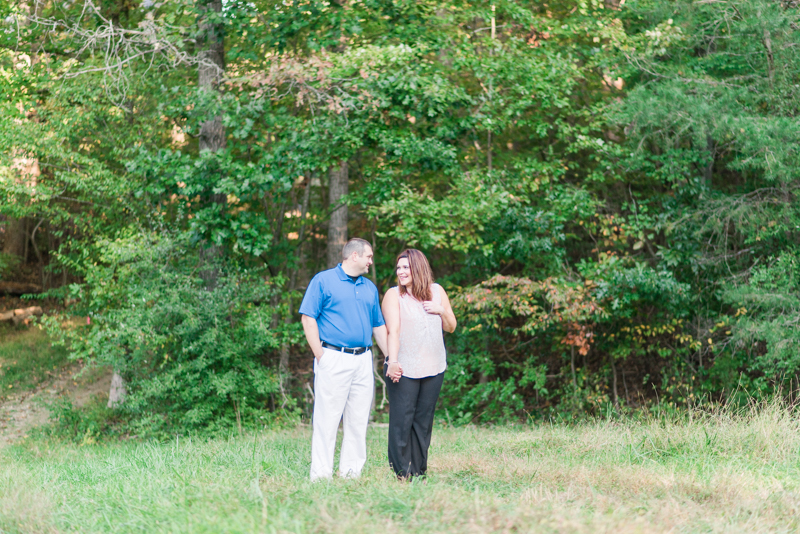 Middle Patuxent Environmental Area Engagement Session
