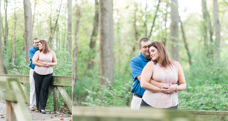 Middle Patuxent Environmental Area Engagement Session wedding photographers in maryland