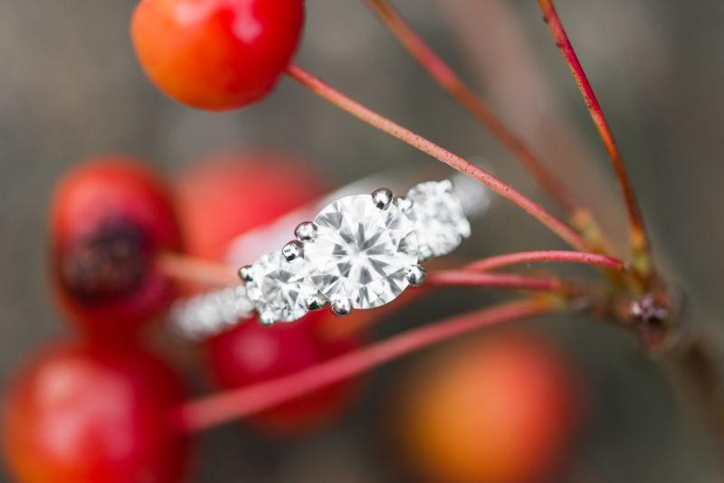 maryland wedding photographer engagement ring jerusalem mill