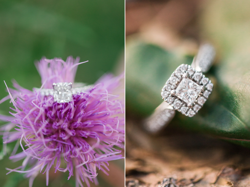 maryland wedding photographer engagement ring columbia annapolis