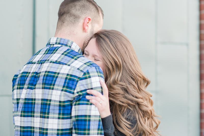 maryland wedding photographer fells point engagement baltimore