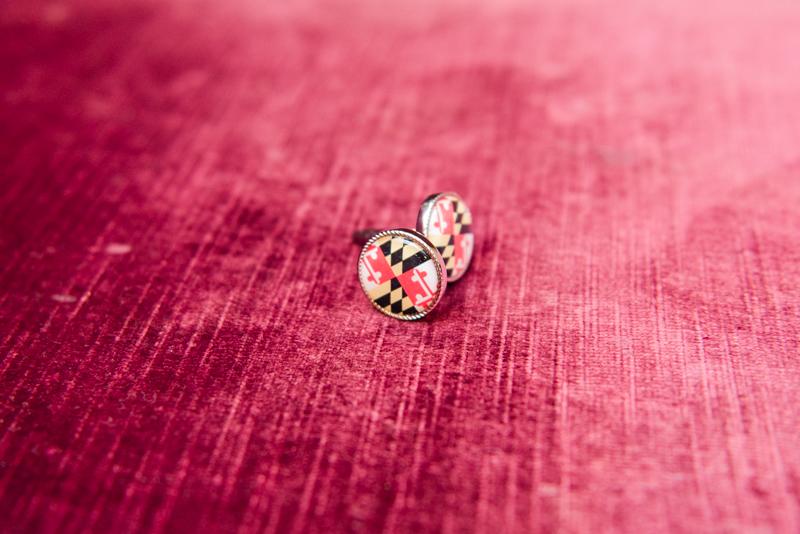 pier 5 hotel wedding baltimore maryland photographer cufflinks
