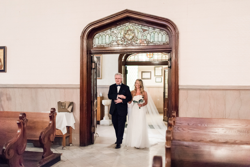 pier 5 hotel wedding baltimore maryland photographer holy cross catholic church