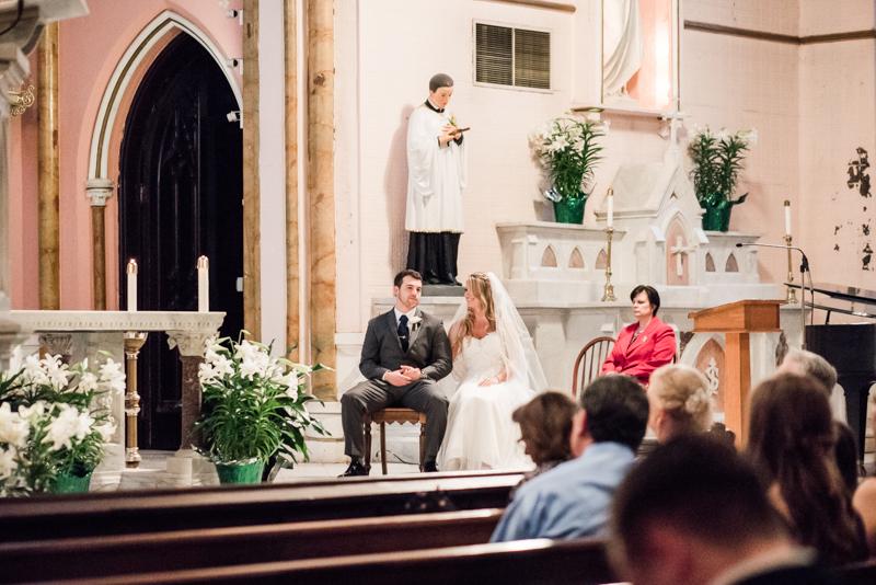 pier 5 hotel wedding baltimore maryland photographer holy cross catholic church