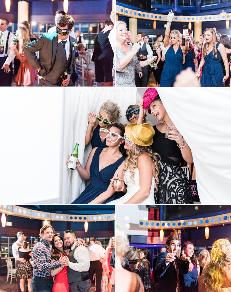 pier 5 hotel wedding baltimore maryland photographer