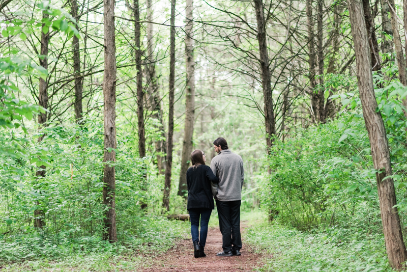 wedding photographers in maryland poolesville the peace park engagement session