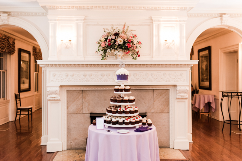 Wedding Photographers in Maryland Liriodendron Bel Air flavor cupcakery