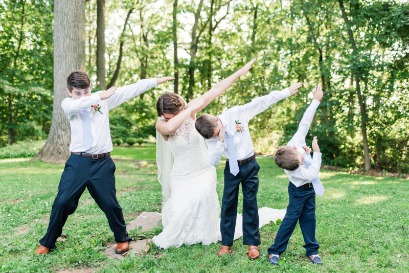 Wedding Photographers in Maryland Liriodendron Mansion Bel Air dab