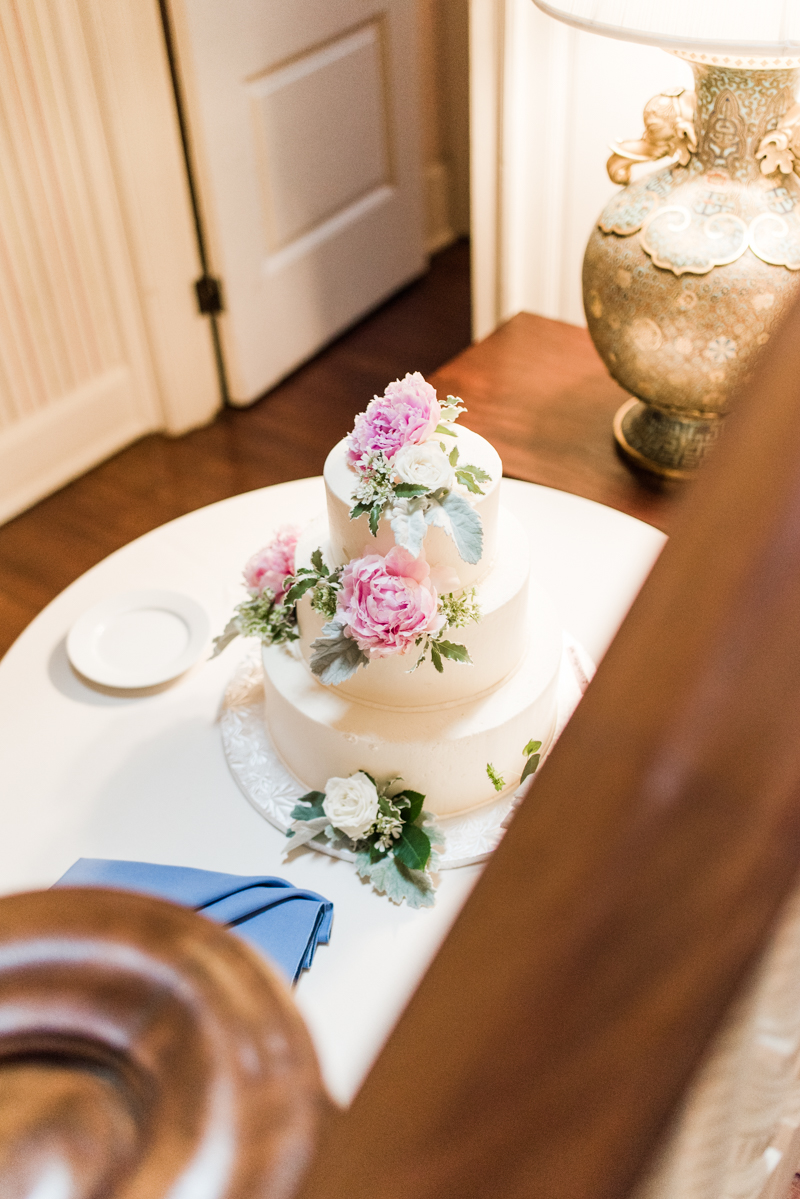 Wedding Photographers in Maryland Liriodendron Mansion Bel Air desserts by rita