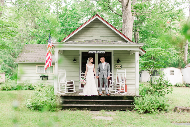 wedding photographers in maryland emory grove hotel acorn cottage glyndon