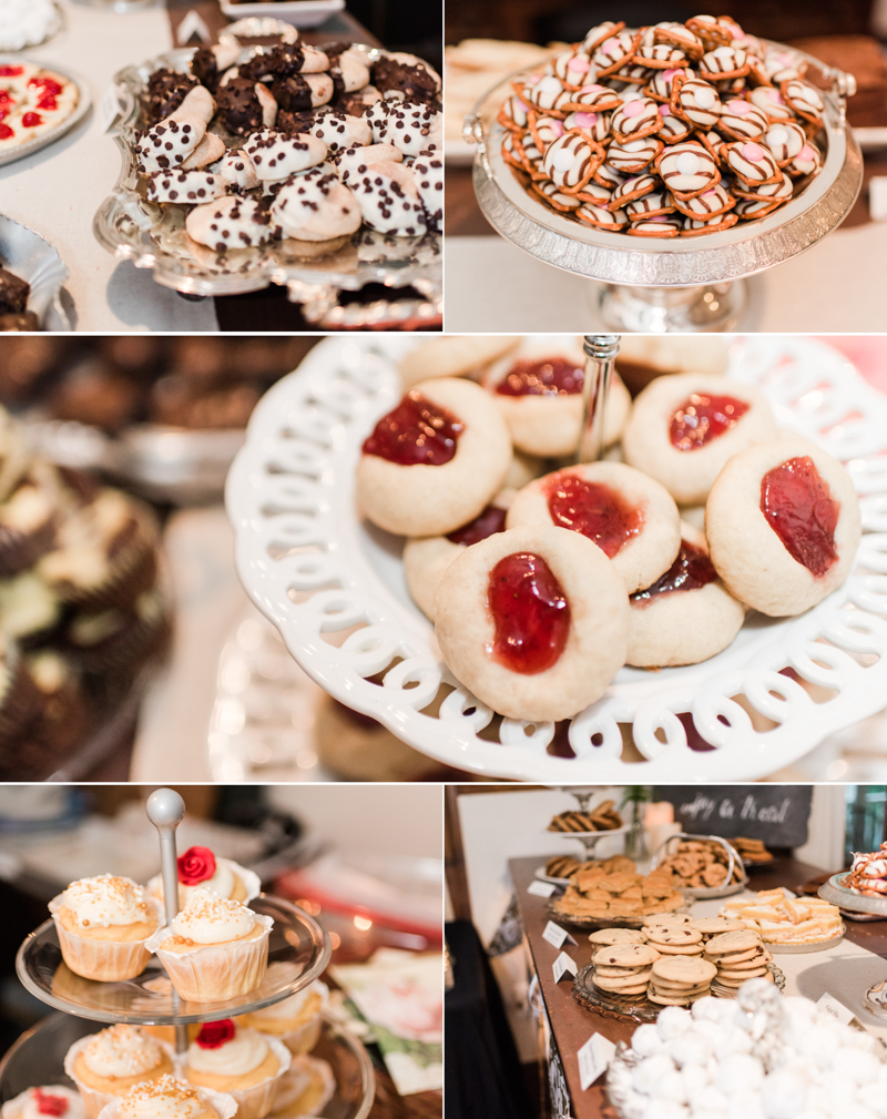 wedding photographers in maryland emory grove hotel glyndon dessert bar