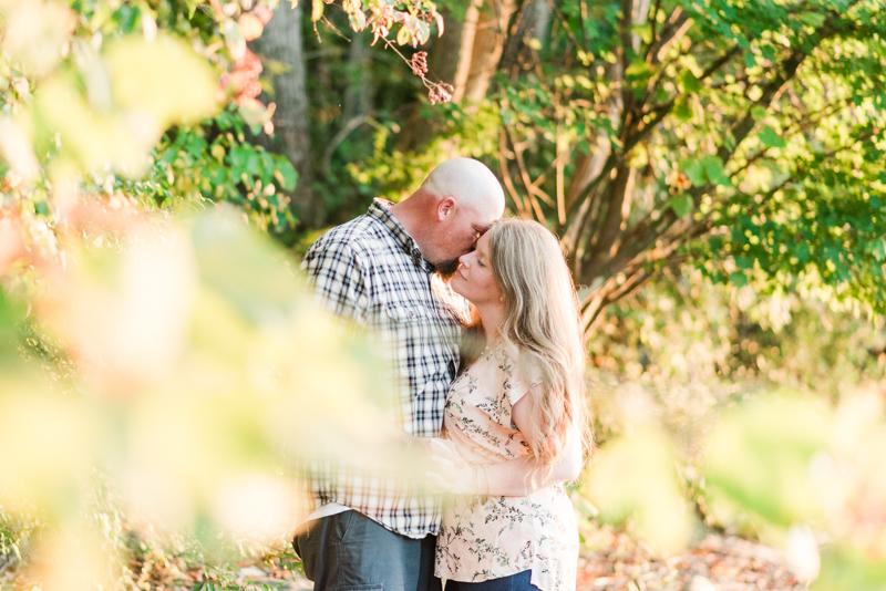 Wedding Photographers in Maryland Loch Raven Reservoir Engagement Baltimore Sunset