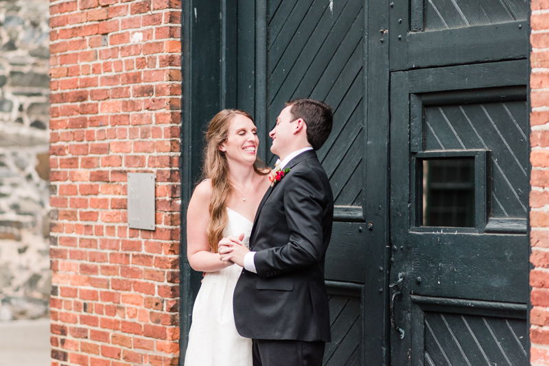 wedding photographers in maryland marriott waterfront hotel baltimore mt washington mill dye house