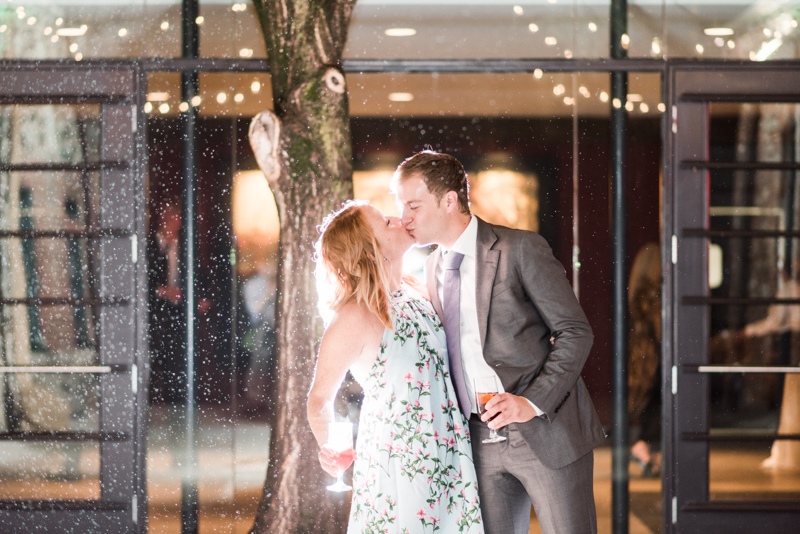 wedding photographers in maryland marriott waterfront hotel baltimore mt washington mill dye house shutter dragging reception lighting