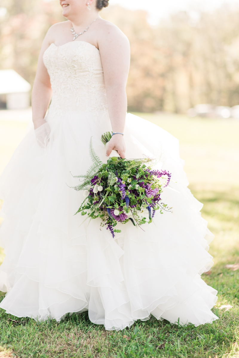 Wedding Photographers in Maryland Caboose Farm Frederick Abloom Florist