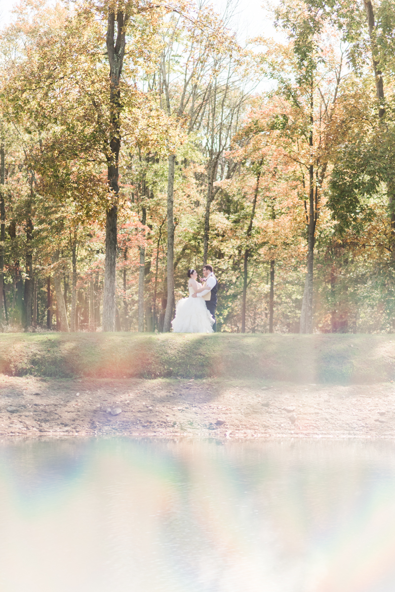Wedding Photographers in Maryland Caboose Farm Frederick
