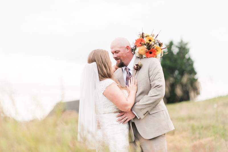 Wedding Photographers in Maryland Mountain Branch Golf Club