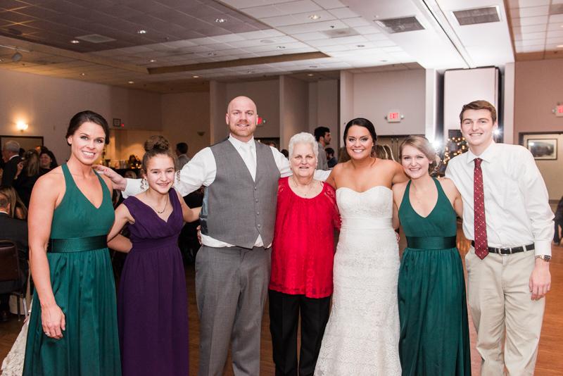 Wedding Photographers in Maryland Catonsville Halethorpe Arbutus Snow