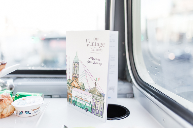 Ireland 2018 Dublin Vintage Tea Tour