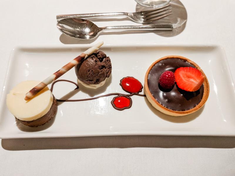 Ireland 2018 Hotel Kilkenny Taste Restaurant