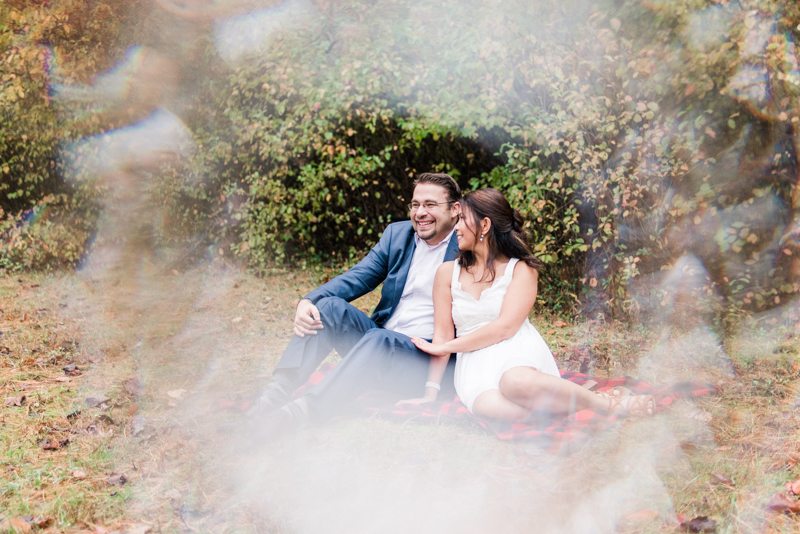 Wedding Photographers in Maryland Loch Raven Reservoir Engagement Session
