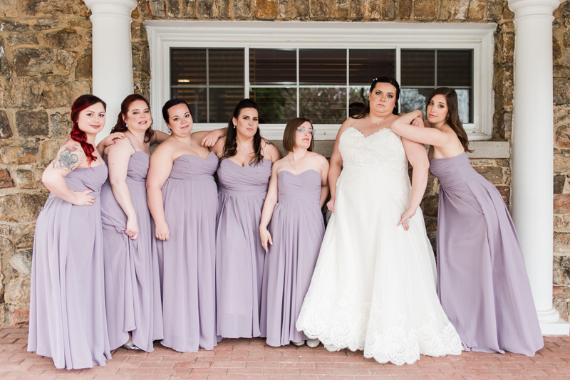 wedding photographers in Maryland Country Club of Maryland Bridesmaids Movie