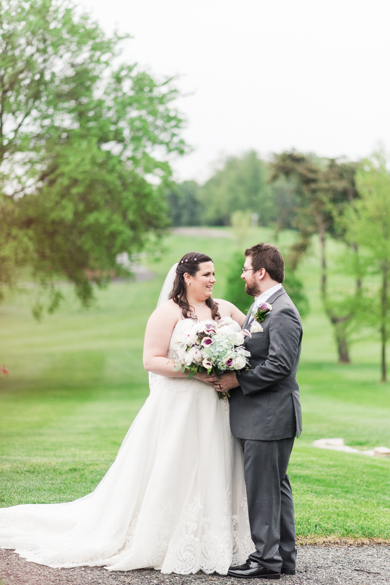 wedding photographers in Maryland Country Club of Maryland