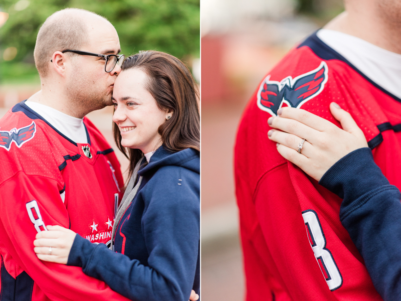 Wedding Photographers in Maryland Downtown Annapolis Engagement