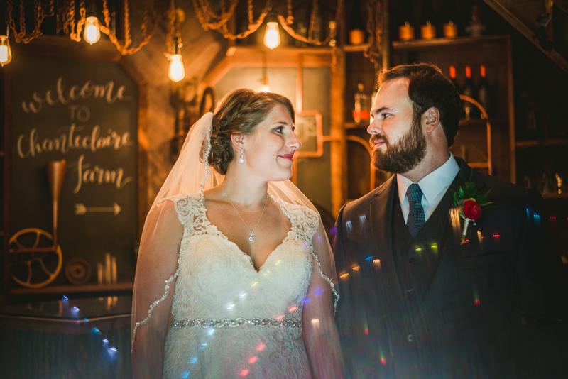 Chanteclaire Farm Wedding Photographer Friendsville Maryland Silo Bar