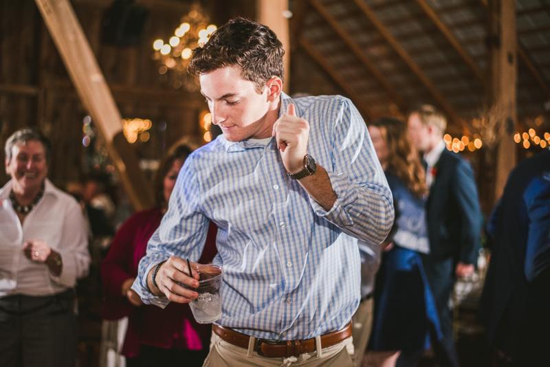 Chanteclaire Farm Wedding Photographer Friendsville Maryland Reception