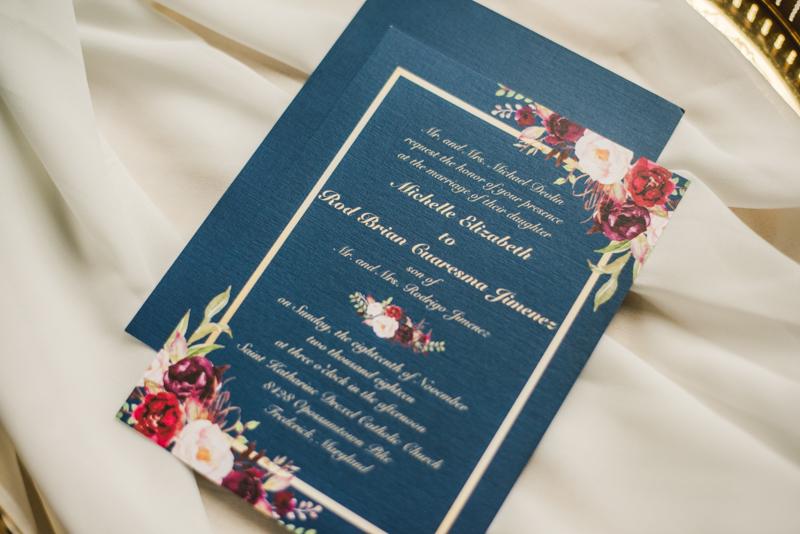 Wedding Photographers in Maryland Frederick Zazzle Invitation