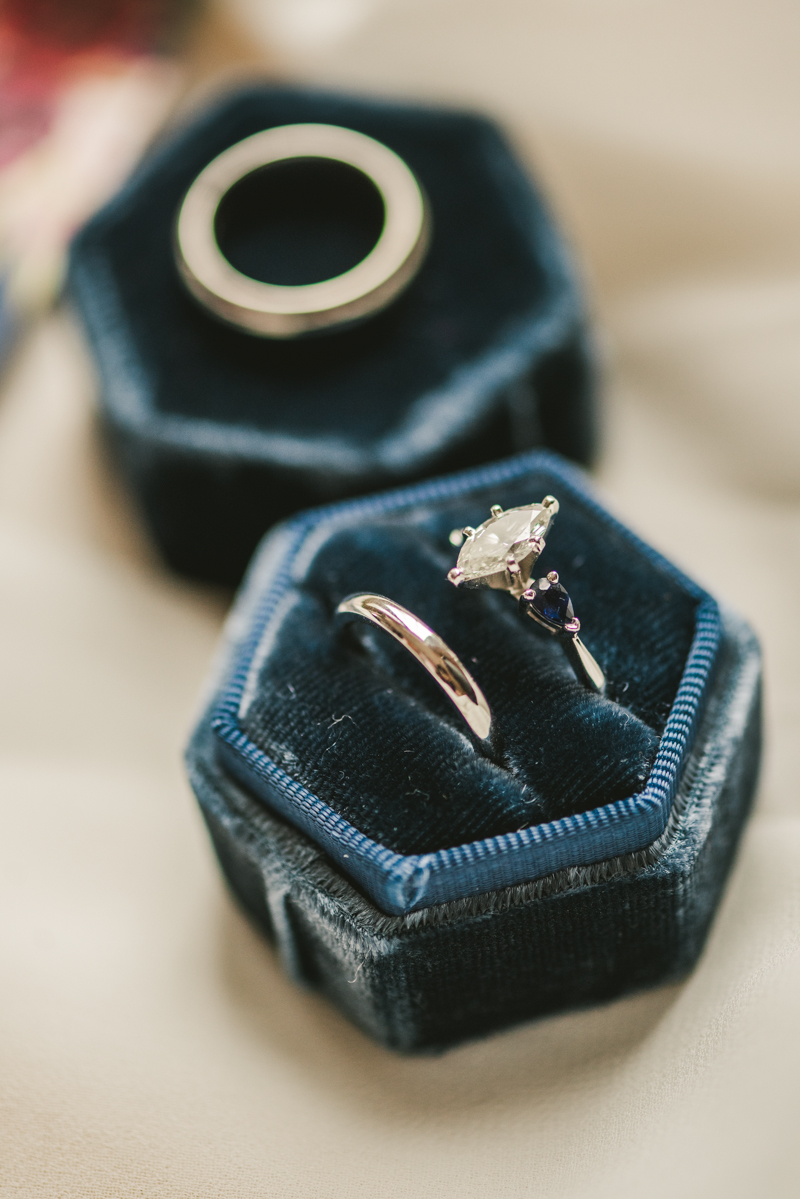 Wedding Photographers in Maryland Frederick Rings