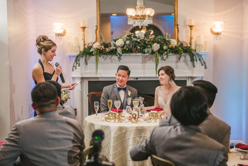 Wedding Photographers in Maryland Frederick Ceresville Mansion