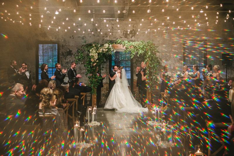 Wedding Photographers in Maryland Mt Washington Mill Dye House Baltimore