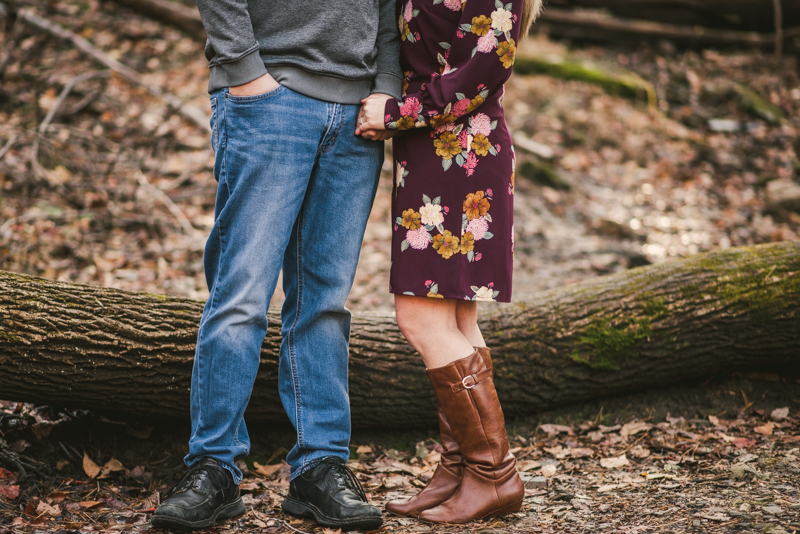 Wedding Photographers in Maryland Patapsco Valley Park Baltimore Engagement Session