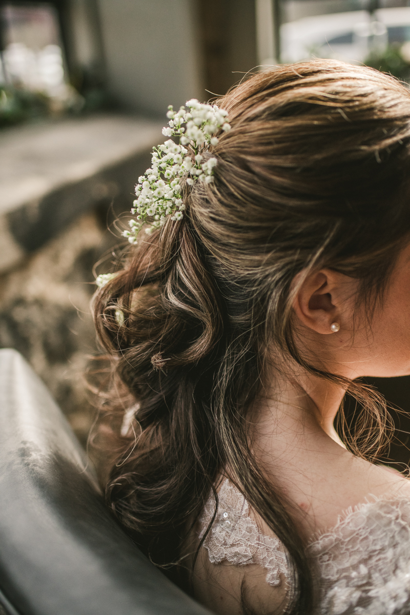Wedding Photographers in Maryland Main Street Ballroom Ellicott City Split Ends Salon