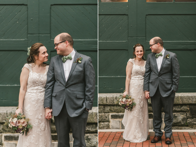 Wedding Photographers in Maryland Main Street Ballroom Ellicott City