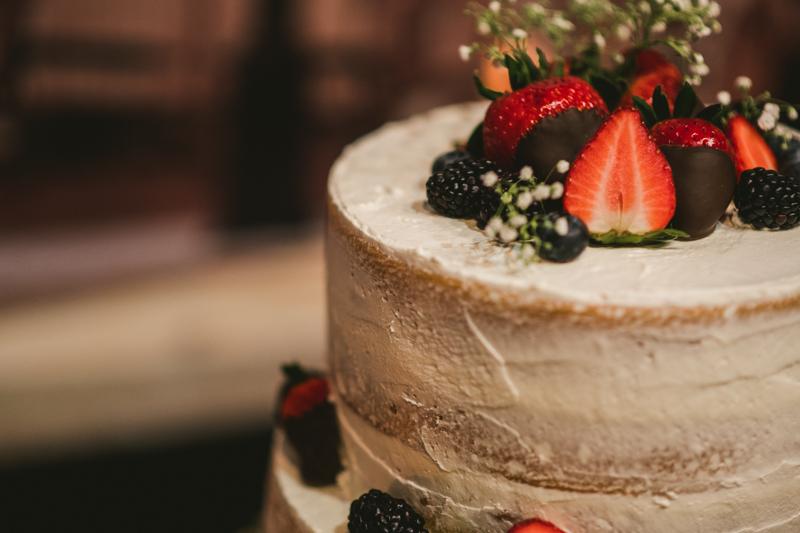 Wedding Photographers in Maryland Main Street Ballroom Ellicott City Reception Flour and Fork Bakery