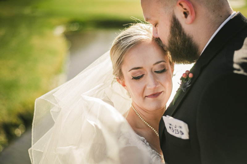 A gorgeous Spring wedding at Renditions Golf Course in Davidsonville, Maryland photographed by Britney Clause Photography a wedding photographer in Maryland