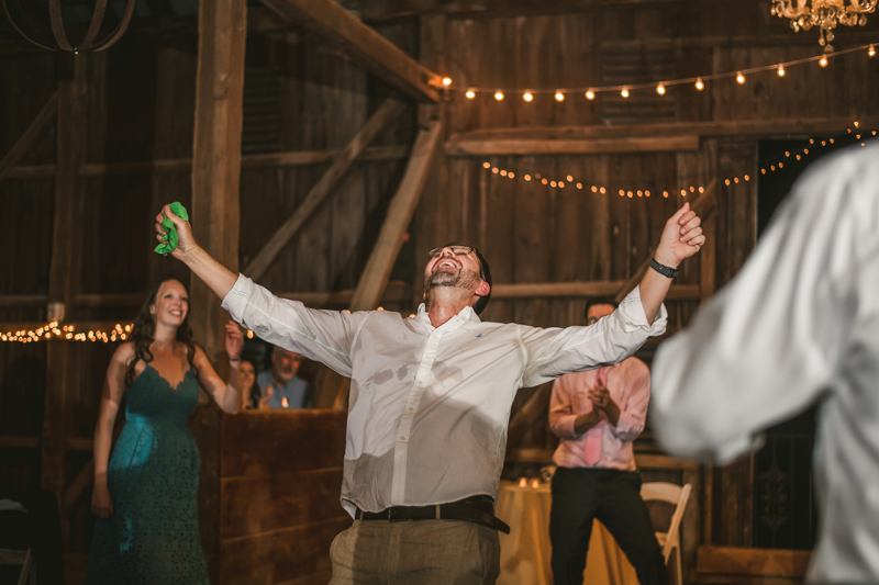 A gorgeous summer wedding at Rocklands Farm Winery in Poolesville, Maryland by Britney Clause Photography a husband and wife wedding photographer team in Maryland