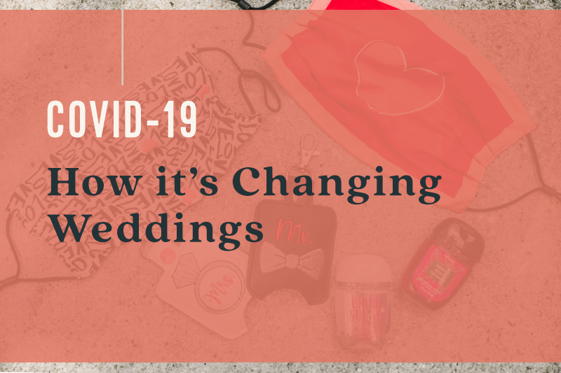 Helpful tips from Maryland Photographer, Britney Clause, on how COVID-19 has changed the wedding industry and what she's doing to make it easier on couples
