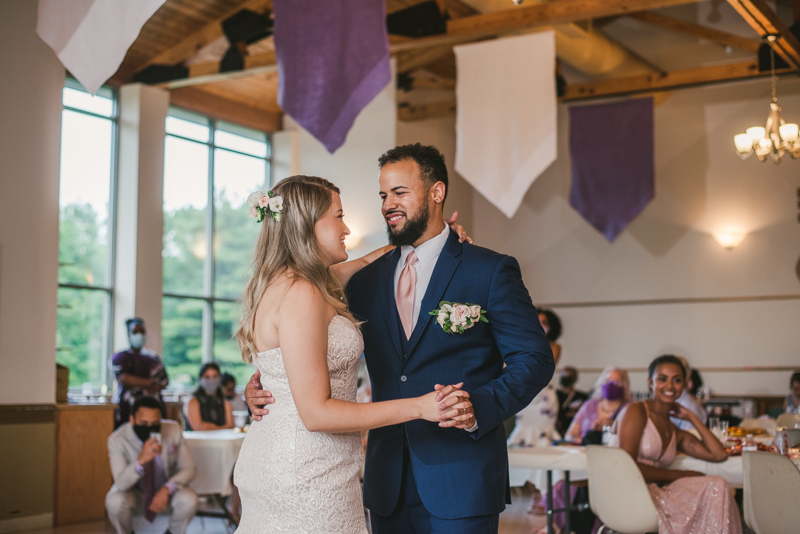 A gorgeous June wedding at the Historic Hebron House in Ellicott City by Britney Clause Photography