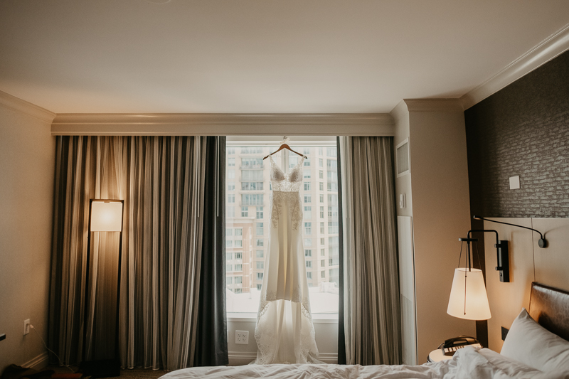 Gorgeous wedding details for a Baltimore, Maryland wedding by Britney Clause Photography